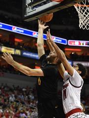 NCAA Basketball: Long Beach State at Louisville