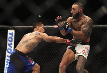 MMA: UFC Fight Night-Auckland Moraga vs Mokhtarian