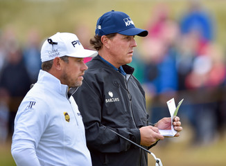 PGA: The 145th Open Championship - Second Round