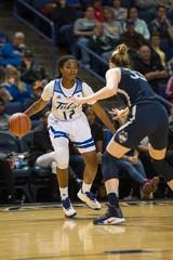 NCAA Womens Basketball: Connecticut at Tulsa