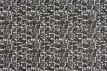 Abstract black and white macro security envelope texture