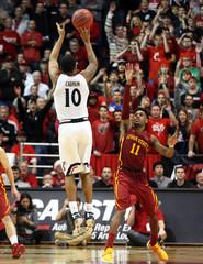 NCAA Basketball: Iowa State at Cincinnati