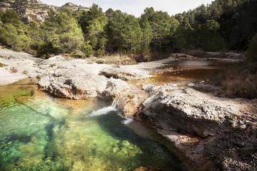 Ulldemo river