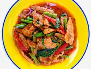 Cooking, Restaurant, Asia, Thailand, Bean