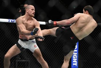 MMA: UFC Fight Night-Tumenov vs Nelson