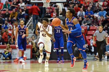 NCAA Basketball: Kansas at San Diego State