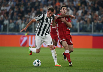 Champions League - Juventus vs Olympiacos