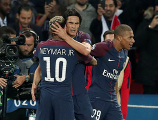 Champions League - Paris St Germain vs Bayern Munich
