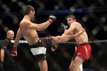 MMA: UFC 206-Saggo vs Khabilov