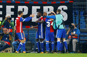 Champions League - FC Basel vs Benfica