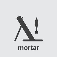 Mortar icon.