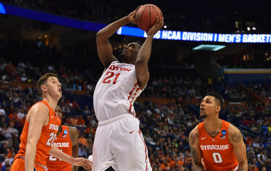 NCAA Basketball: NCAA Tournament-First Round-Dayton vs Syracuse
