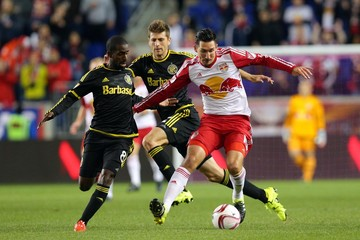 MLS: Columbus Crew SC at New York Red Bulls