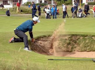 PGA: The 145th Open Championship - Practice Round