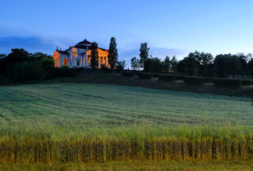 Villa Almerico Capra example of Palladianism in Northern Italy