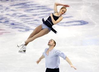 Figure Skating: ISU 2016 World Figure Skating Championships
