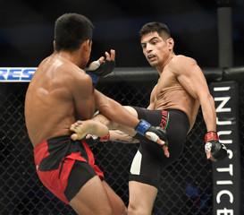 MMA: UFC 211-Benitez vs Barzola