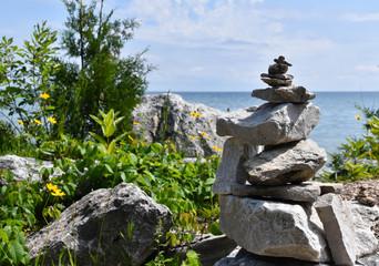 Zen rocks