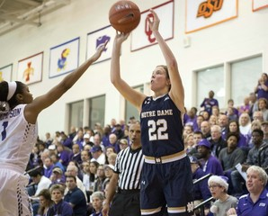 NCAA Womens Basketball: Notre Dame at Texas Christian