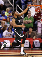 NCAA Basketball: Final Four-Michigan State Practice
