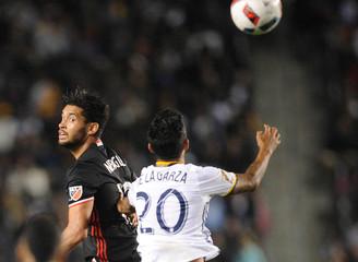 MLS: D.C. United at Los Angeles Galaxy