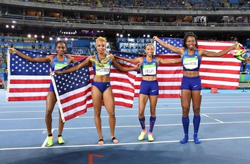Olympics: Track and Field
