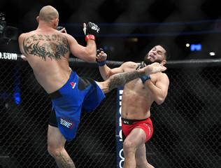 MMA: UFC Fight Night-Cerrone vs Masvidal