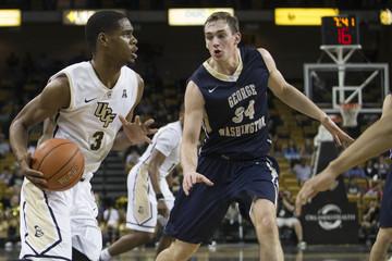 NCAA Basketball: George Washington at Central Florida