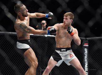 MMA: UFC Fight Night-Allen vs Meza