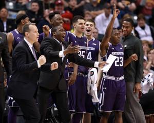 NCAA Basketball: Big Ten Conference Tournament-Michigan vs Northwestern
