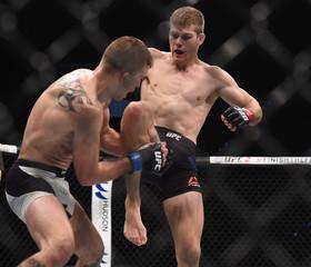 MMA: UFC Fight Night-Matthews vs Case