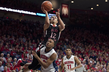 NCAA Basketball: Fresno State at Arizona