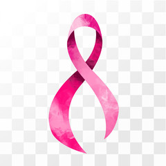 vector Breast Cancer Awareness Month