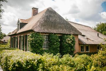 The Village Of Giethoorn, Netherlands