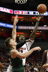 NCAA Basketball: William & Mary at Louisville