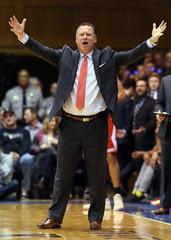 NCAA Basketball: North Carolina State at Duke