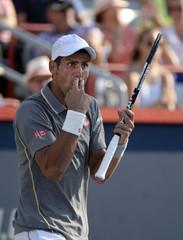 Tennis: Rogers Cup - Djokovic vs Murray