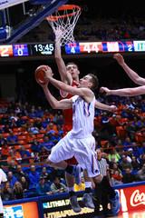 NCAA Basketball: Bradley at Boise State