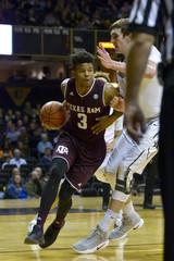 NCAA Basketball: Texas A&M at Vanderbilt