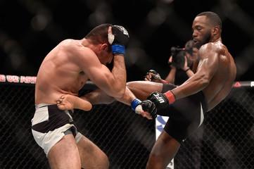 MMA: UFC Fight Night-Edwards vs Luque
