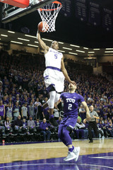 NCAA Basketball: Texas Christian at Kansas State
