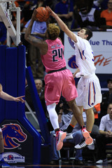 NCAA Basketball: Nevada at Boise State