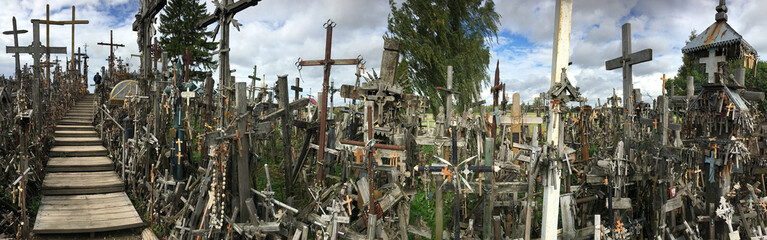 Hill of Crosses - Siauliai - Lithuania