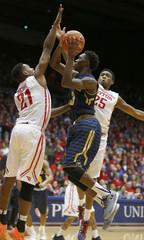 NCAA Basketball: La Salle at Dayton