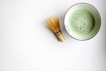 Ceremony grade matcha green tea