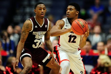 NCAA Basketball: SEC Tournament-Georgia vs Mississippi State