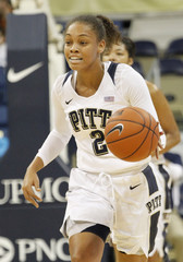 NCAA Womens Basketball: Notre Dame at Pittsburgh