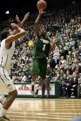 NCAA Basketball: Colorado at Colorado State