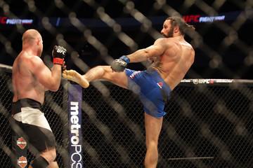 MMA: UFC Fight Night - Boetsch vs Samman