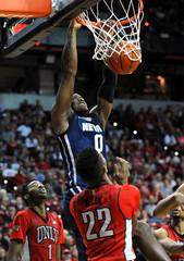 NCAA Basketball: Nevada at UNLV